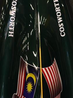 Lotus F1 Team atmosphere