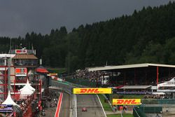 Spa-Francorchamps atmosphere