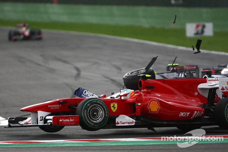 Gran Premio de Bélgica de 2010 en Spa-Francorchamps