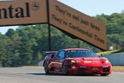 #62 Risi Competizione Ferrari F430 GT : Toni Vilander, Gianmaria Bruni