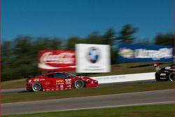#62 Risi Competizione Ferrari 430 GT : Toni Vilander, Gianmaria Bruni