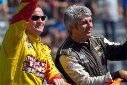 Kenny Wallace en Mark Green
