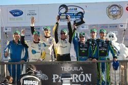 Vainqueur du Green X Challenge : #4 Corvette Racing Chevrolet Corvette ZR1: Jan Magnussen, Oliver Gavin,#1 (#100) Patron Highcroft Racing Honda Performance Development ARX-01c: David Brabham, Simon Pagenaud