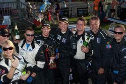 #88 Velox Motorsport Porsche 911 GT3 Cup: Shane Lewis, Lawson Aschenbach