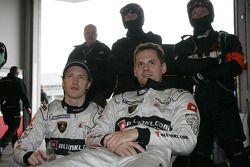 Marc Basseng en Thomas Jager