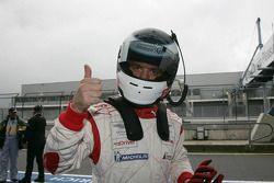 Kwalificatierace, winnaar Darren Turner