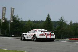 #7 Young Driver AMR Aston Martin DB9: Darren Turner, Tomas Enge