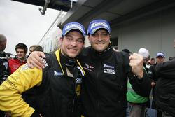 Troisième place pour Marc Hennerici & Alexandros Margaritis