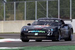 #27 GS Motorsports Corvette: Andrew Danyliw, Jamie Holtom