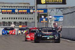 #27 GS Motorsports Corvette: Andrew Danyliw, Jamie Holtom gaat de baan op