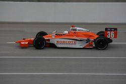 Tomas Scheckter, Conquest Racing