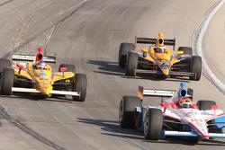 Alex Lloyd, Dale Coyne Racing, Bertrand Baguette, Conquest Racing, Simona De Silvestro, HVM Racing