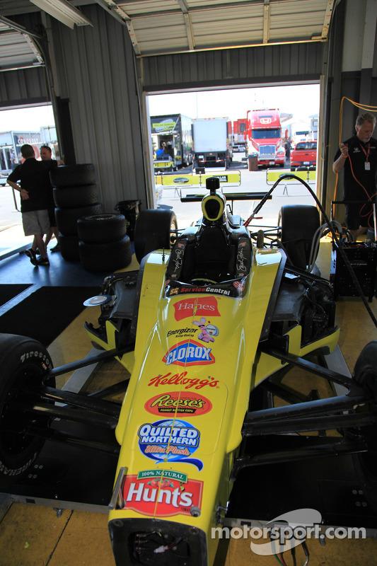 Auto van Sarah Fisher, Sarah Fisher Racing
