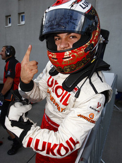 Sergey Afanasiev, scored pole position for race 1