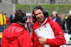 Giles Butterfield, Formula Two Group Operations Manager