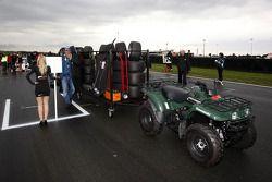 Avon tyres on the grid