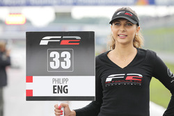 Grid girl F2 de Philipp Eng