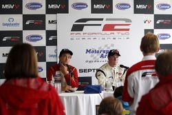Press conference: race winner Dean Stoneman
