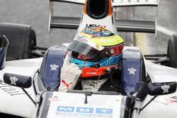 Dean Stoneman qualified on pole position for race 2