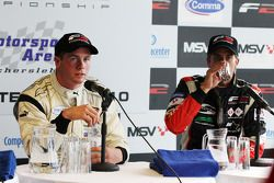 Qualifying press conference: pole winner Dean Stoneman