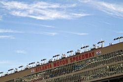 Atlanta Motor Speedway ambiance