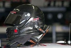 Brad Keselowski's helmet