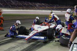 Pitstop Alex Lloyd, Dale Coyne Racing