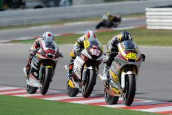Scott Redding, Jules Cluzel and Shoya Tomizawa