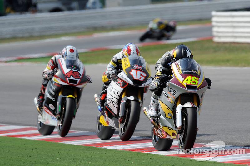 Moto2 San Marino 2010