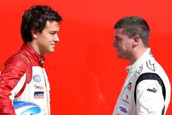 Les rivaux du championnat F2 2010: Jolyon Palmer et Dean Stoneman