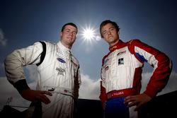 2010 Formula Two championship rivals Jolyon Palmer and Dean Stoneman