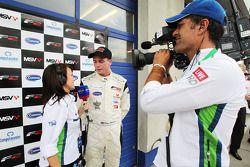 Race winner Dean Stoneman