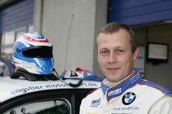 Andrei Romanov Liqui Moly Team Engstler BMW 320si