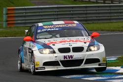 Stefano D'Aste Scuderia Proteam Motorsport BMW 320si