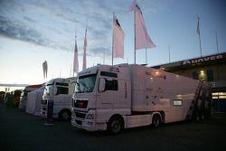 BMW trucks