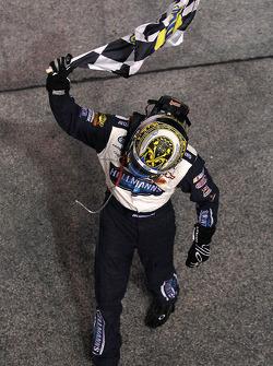 Race winnaar Jamie McMurray