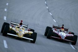 Justin Wilson, Dreyer & Reinbold Racing, Tomas Scheckter, Conquest Racing