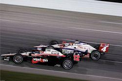 Will Power, Team Penske, Dan Wheldon, Panther Racing