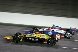 Bertrand Baguette, Conquest Racing, Alex Lloyd, Dale Coyne Racing