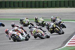 Marco Simoncelli, San Carlo Honda Gresini, Randy De Puniet, LCR Honda MotoGP