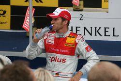 A la troisième place Timo Scheider, Audi Sport Team Abt