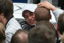 Second place Bruno Spengler, Team HWA AMG Mercedes