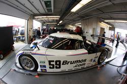 #59 Brumos Racing Porsche Riley