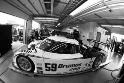 #59 Brumos Racing Porsche Riley