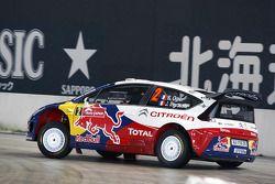 Sébastien Ogier et Julien Ingrassia, Citroën C4 WRC, Citroën Junior Team