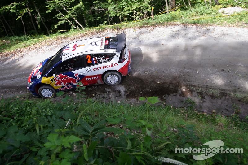 Japon 2010 : 1re victoire avec la Citroën officielle