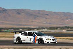 #21 Matt Connolly Motorsports Pontiac GTO.R: Lee Carpentier, Dean Martin