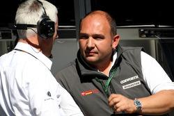 Geoff Willis, Red Bull Racing, Teknik Direktörü ve Colin Kolles, Hispania Racing Team, Takım Patronu