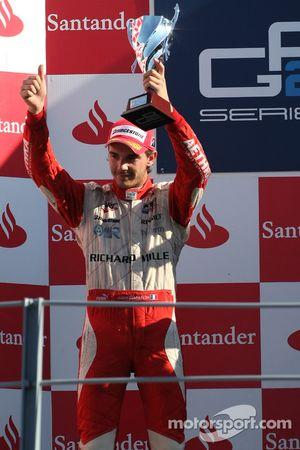 Jules Bianchi, deuxième