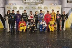 Top 12 du chase : Denny Hamlin, Matt Kenseth, Carl Edwards, Greg Biffle, Kurt Busch, Tony Stewart, K